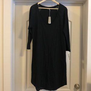 James Perse t shirt dress NWT
